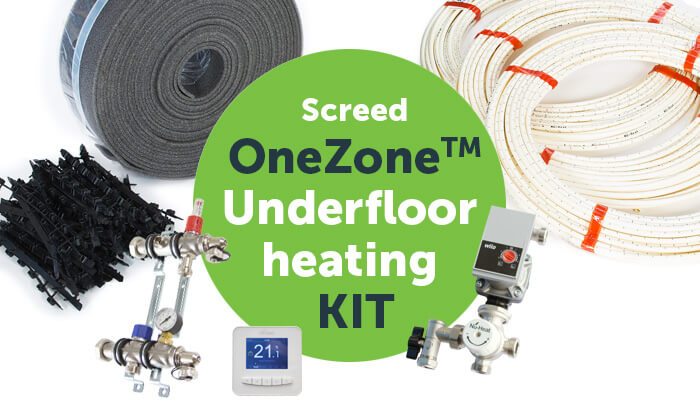 Screed OneZone kit