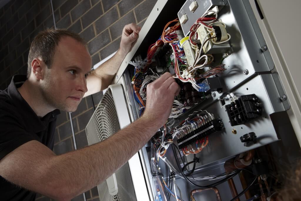 Installing an ASHP