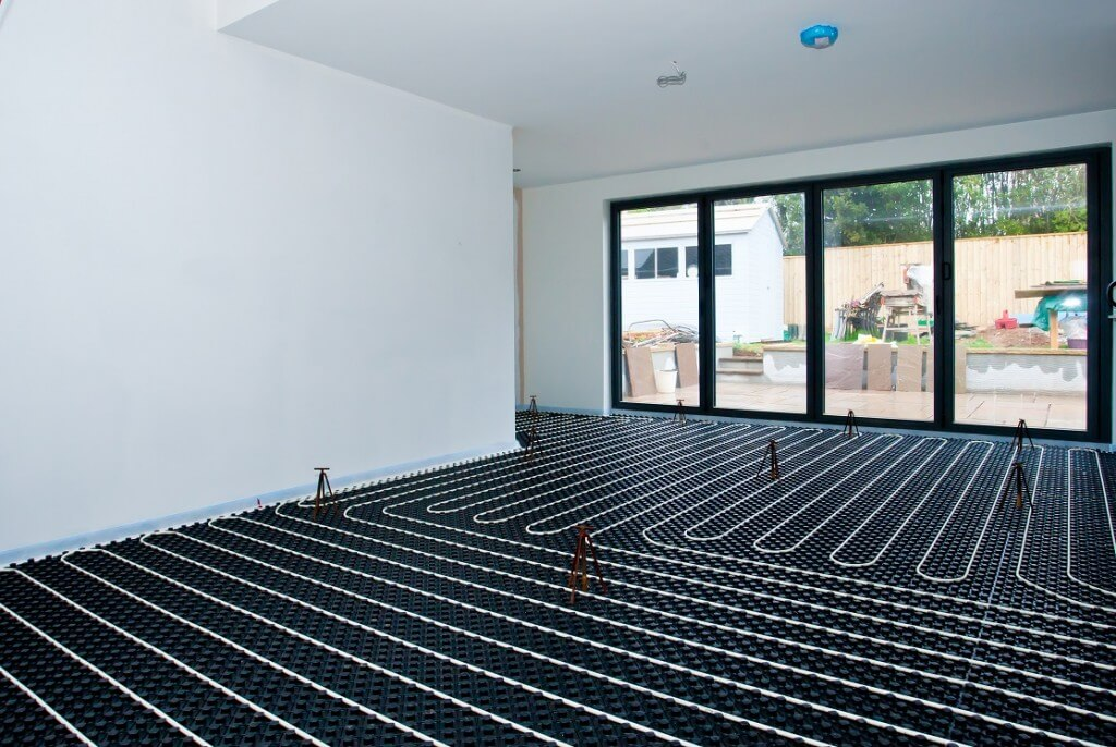 UFH extension