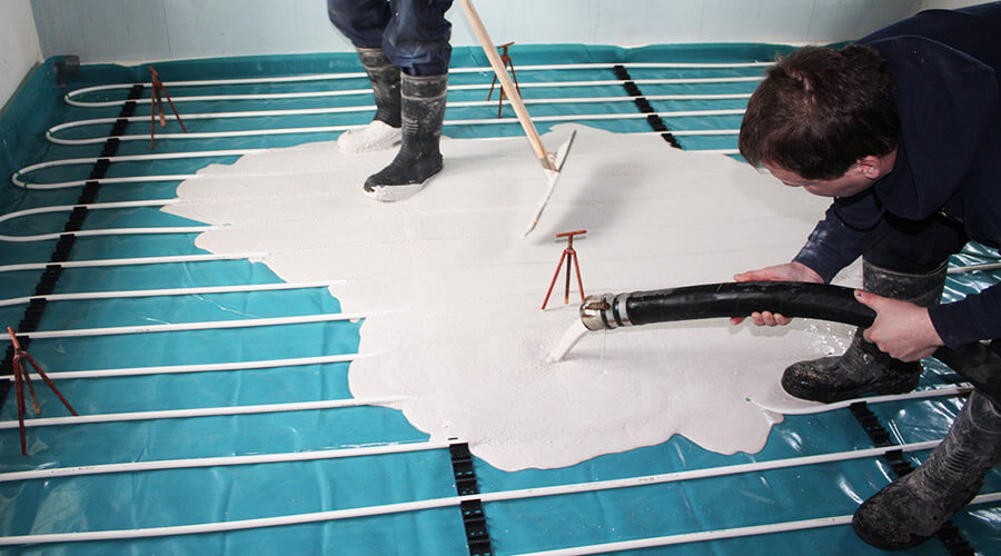 The low down on screed