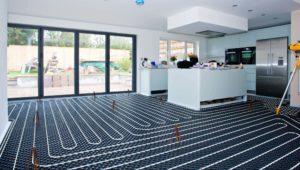LoProMax Underfloor Heating