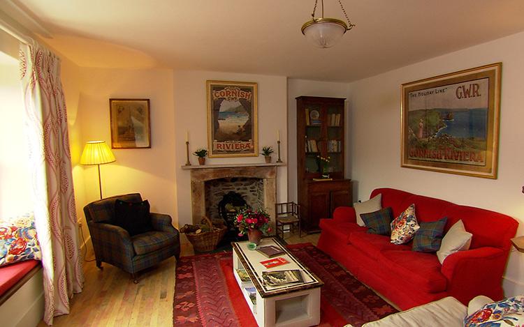 Underfloor heating in Kirsty Allsopp's living room