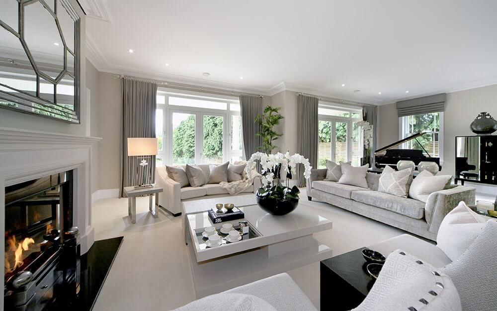 Luxury underfloor heating