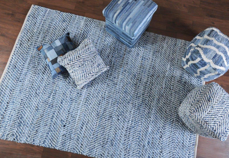Are rugs suitable for underfloor heating?