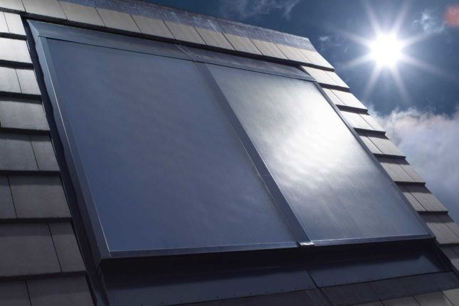 Nu-Heat Solar Thermal