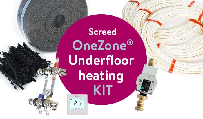 Screed Kit OneZone kit