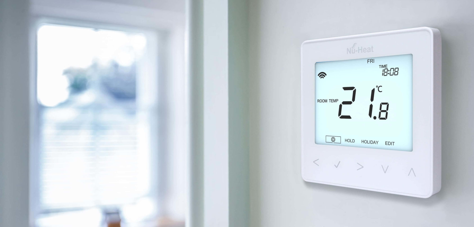 neoStat underfloor heating thermostat