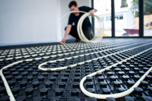 LoProMax Retrofit Underfloor Heating