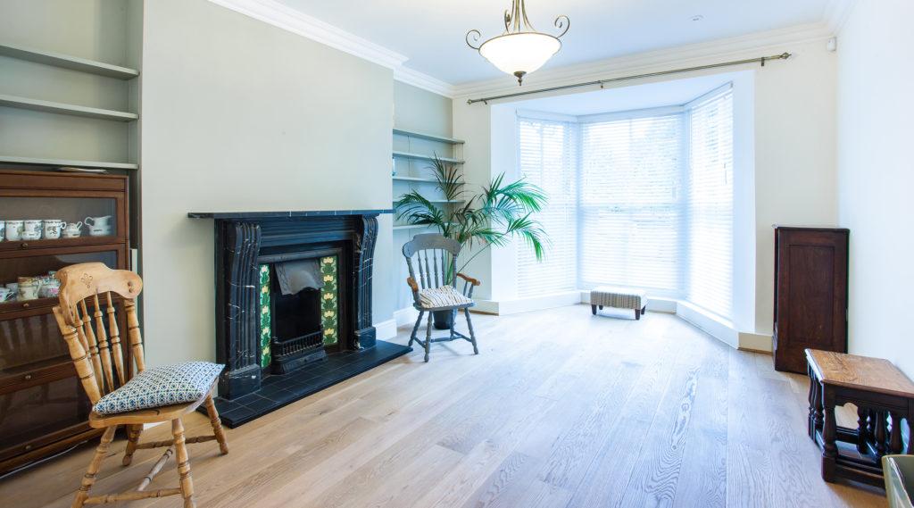 Underfloor heating renovation