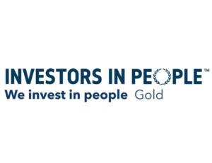 Investors in People - Gold award