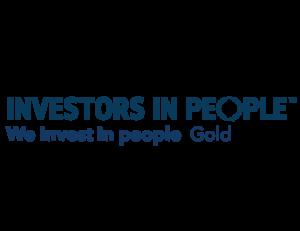Investors in People - Gold award