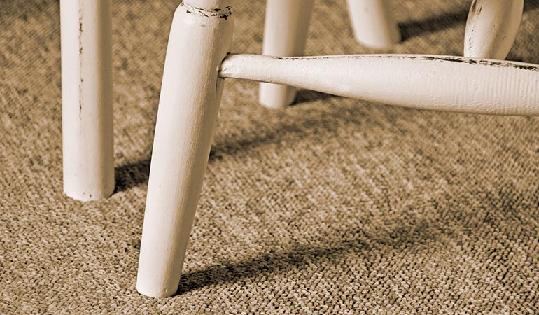 UFH with carpet