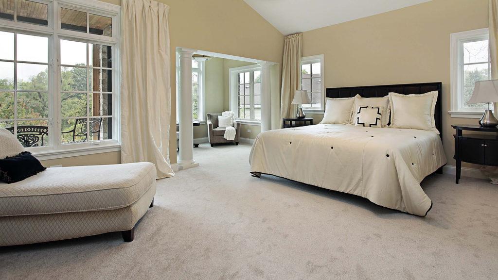 Underfloor heating carpets