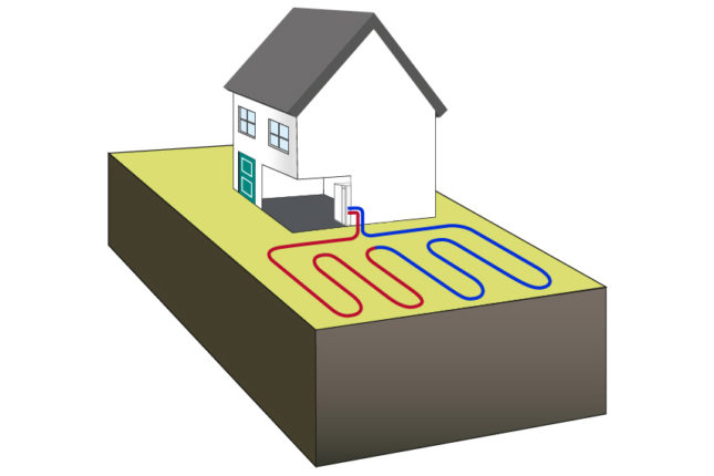 Ground Source Heat Pump Ground Loop Diagram