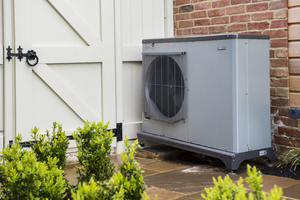 What is an air source heat pump system?