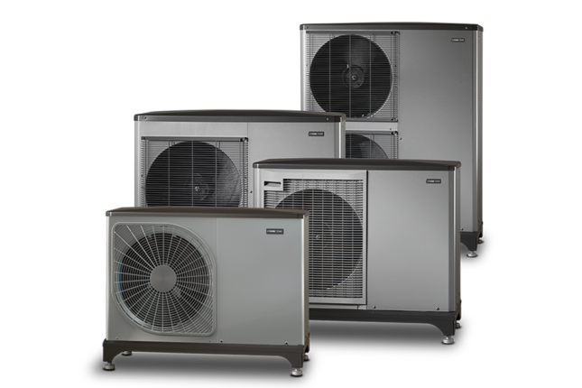 Why we supply NIBE air source heat pumps