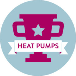 Heat pump wins