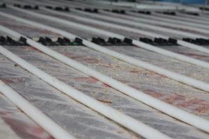 UFH insulation