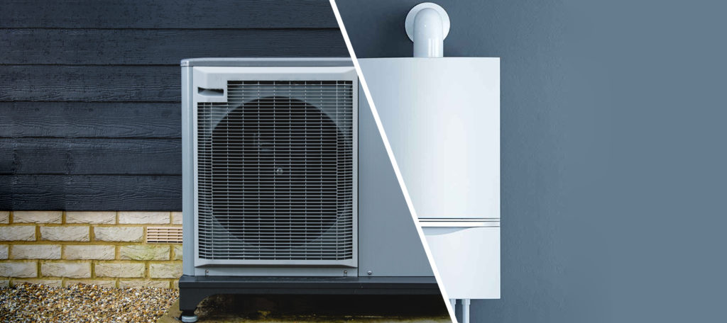 Heat Pump vs Gas Boiler
