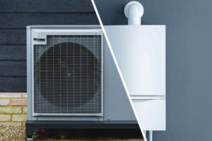Heat Pump vs Gas Boiler