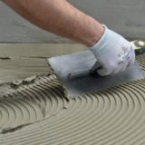 Electric underfloor heating - installation step 1