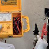 Electric underfloor heating - installation step 5