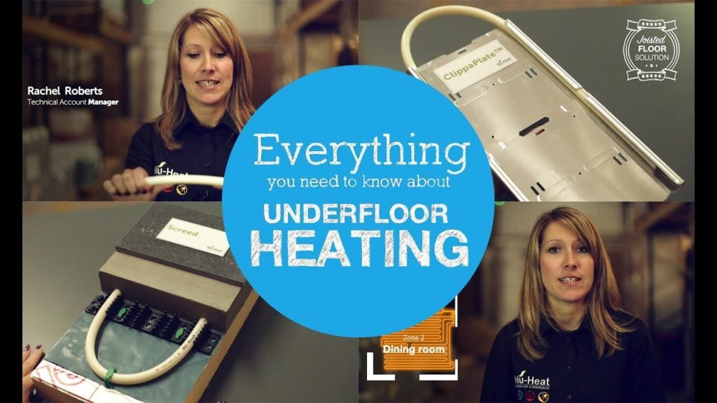 Everything you need to know about Underfloor Heating