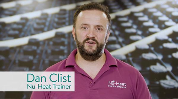 Nu-Heat Trainer, Dan