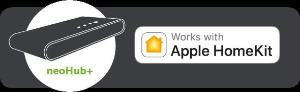 Apple HomeKit with underfloor heating