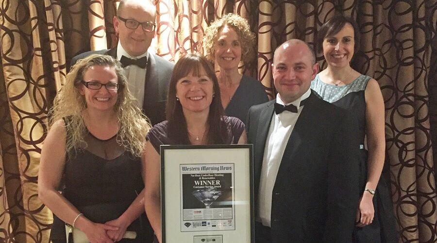 WMN Customer Service Award