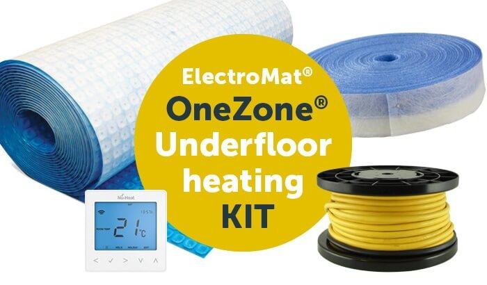 ElecroMat OneZone UFH kit