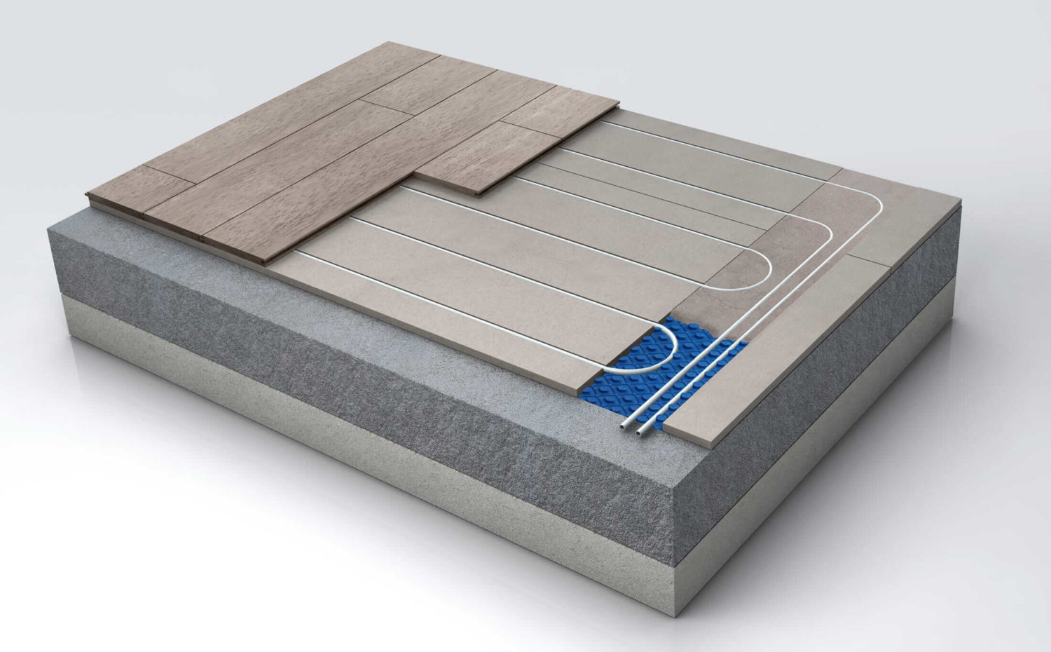 Boost your boiler performance with underfloor heating   Nu-Heat on