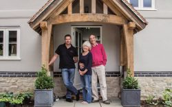West Camel - Graham, Frieda & Richard
