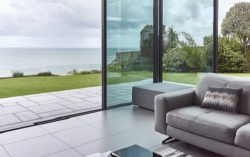 Shearwaters - lounge and bifold doors