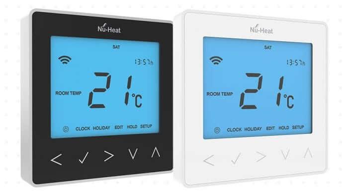 neostat underfloor heating controls
