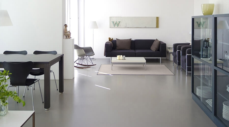 Modern Floor Finishes For Use With Underfloor Heating